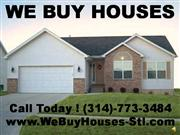 We Buy Houses Sell House St Louis
