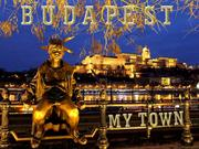 BUDAPEST MY TOWN