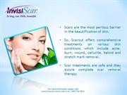 Choose Best Scar Treatment To Enhance Your Looks
