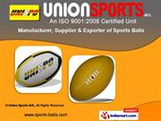 Sports Goods by Union Sports Intl., Jalandhar
