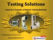 Testing Machineries by Testing Solutions, Delhi