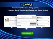 Improve Brand Visibility with Review and Rating System