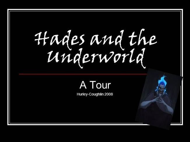 hades and the underworld |authorstream, Modern powerpoint