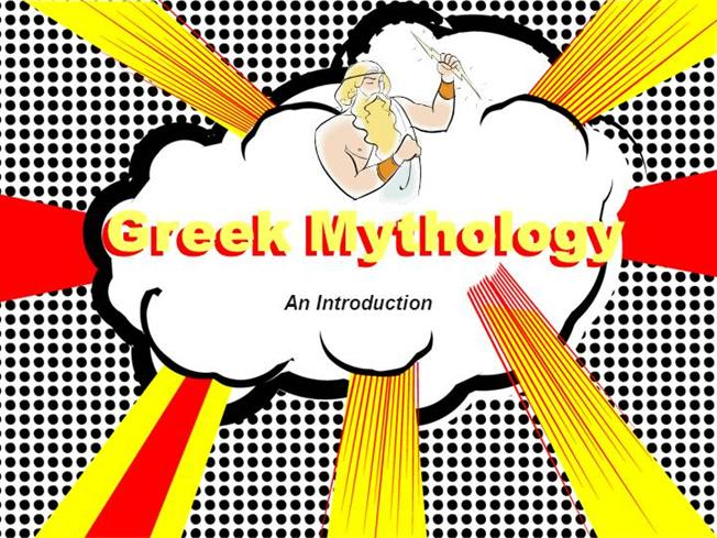 An introduction to greek mythology authorstream toneelgroepblik Gallery