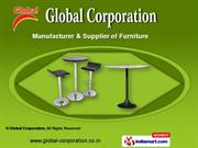 Indoor & Outdoor Furniture by Global Corporation, Mumbai
