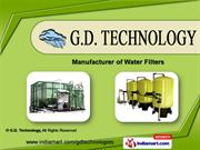 Wastewater Treatment Plants by G.D. Technology, Chennai