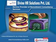 Recruitment Consultant by Divine HR Solutions Pvt. Ltd., Mumbai