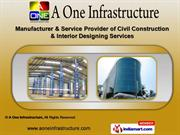 Prefabricated Structure by A One Infrastructure, Noida