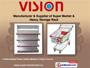 Multipurpose Stacking Bin by Vision Display Private Limited, Mumbai