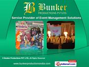 Event Management Services by Bunker Productions PVT. LTD., Bengaluru