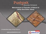 Natural And Decorative Stones by Pushpak Stone Impex, Bengaluru