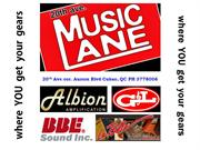 20th Ave. Music Lane Latest Product Presentation