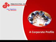 PRIMA TECH PHILS., INC. - Company Profile
