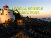 A Social Science Productions