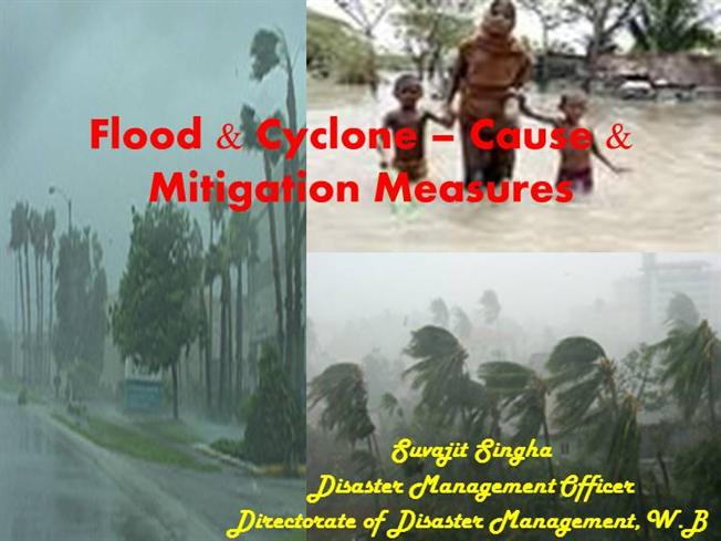 The Effects of Cyclones on the Environment