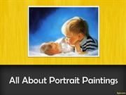 All About Portrait Paintings