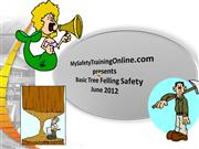 Basic Tree Felling Safety June 2012