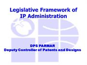 Patent system in India