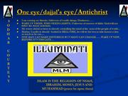 Dajjal, anticrist or one world order (NWO),By, Dr. Sajid Mumtaz Sodhar