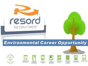 Environmental Career Opportunity