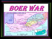 GROUP 2 BOER WAR