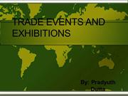 Trades and Exhibitions