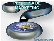 PESQUISA DE MARKETING FULL