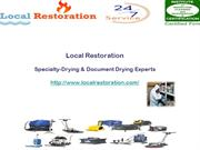 Local Restoration | water damage restoration boston