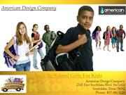 Creative Back to School Gifts for Kids Online