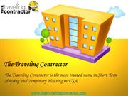 Temporary Housing For Rent_Thetravelingcontractor.com