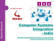 computer systems integration india