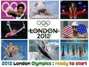 2012 London Olympics - Ready to start