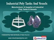 Industrial Poly Tanks And Vessels Maharashtra India