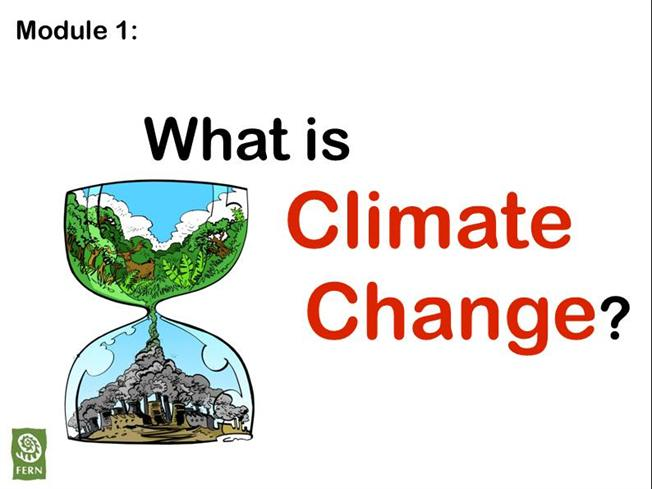 1.What is Climate Change |authorSTREAM