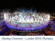 London Olympics 2012 - Opening Ceremony