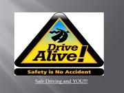 Safe Driving video 2