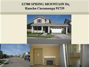 12780 SPRING MOUNTAIN Dr, Rancho