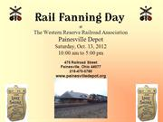Rail Fanning Day depot Oct 2012 ws