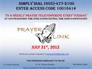 Tuesday July 31