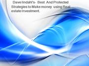 Dave lindahl's-  Best  And Protected Strategies