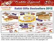 Send Rakhi Gifts to India Online for the last two days