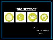 23636372-biometrics-seminar-ppt