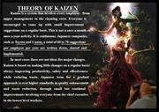 Theory of Kaizen