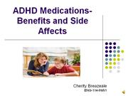 ADHD Medications-powerpoint