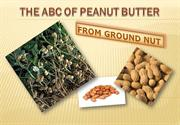 The ABC of Peanut Butter