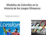 Medallas de Colombia