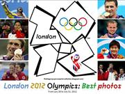London Olympics 2012  -Best Photos of day 1 to 4