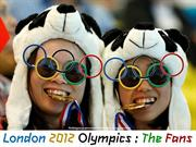 London Olympics 2012 - The Fans