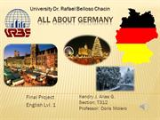 All About Germany