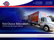 First Choice Relocation - Moving Compay in Oklahoma City